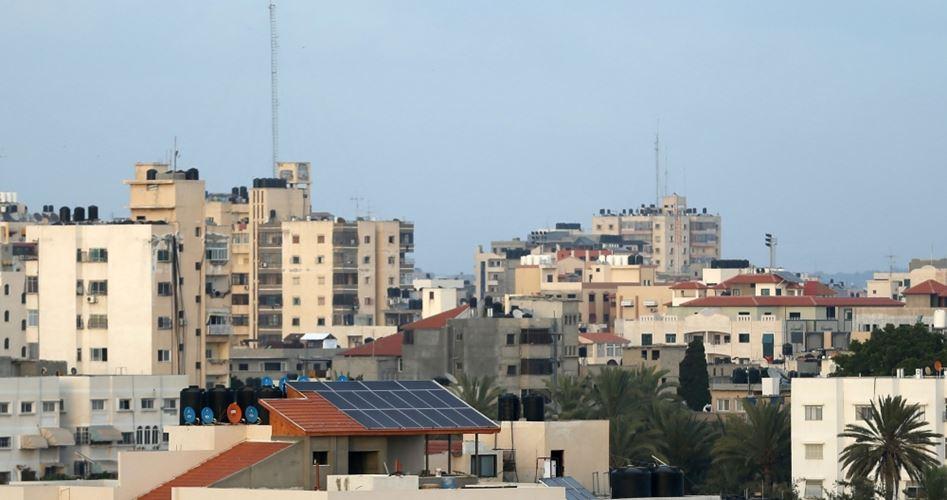Dana Renovasi Gaza Masih Cair 40%